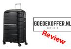 Review Samsonite Flux koffer