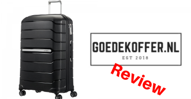 Review Samsonite Flux koffer