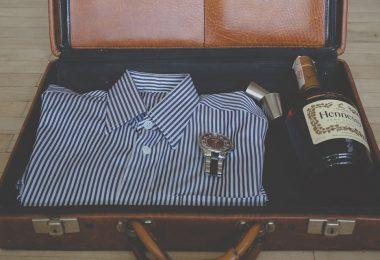 Tips om koffer in te pakken