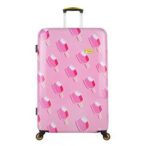 Vrolijk op vakantie met deze koffers