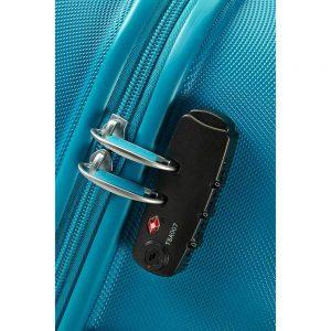koffer met abs materiaal