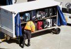 Koffer kapot door schiphol