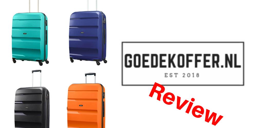 Review American Tourister Bon air