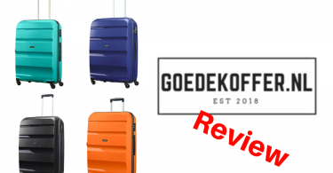 Review American Tourister Bon air
