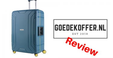 Review CarryOn Steward Trolley