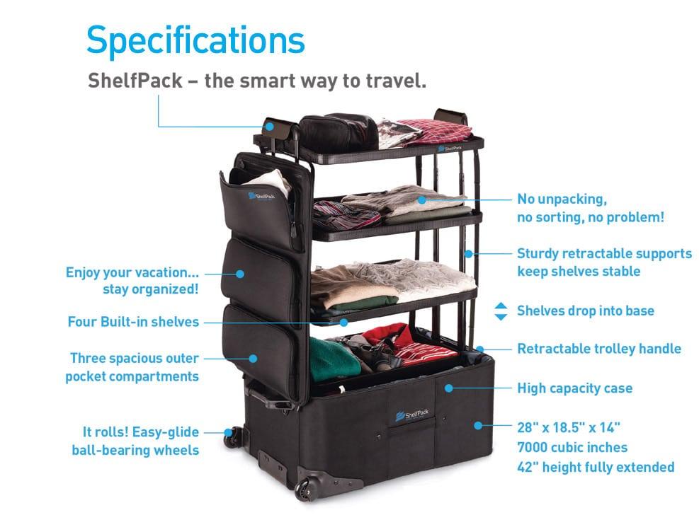ShelfPack inpakkoffer
