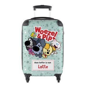 woezel en pip koffer